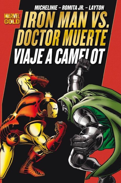 Iron Man Vs. Doctor Doom