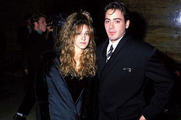 Robert Downey Jr. con Sarha Jessica Parker