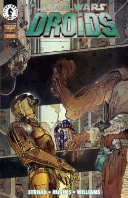 Star Wars: R2-D2 y C-3PO (Integral)