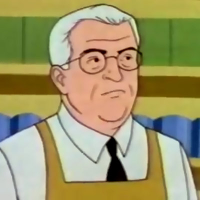 Pa Kent en The New Adventures of Superman