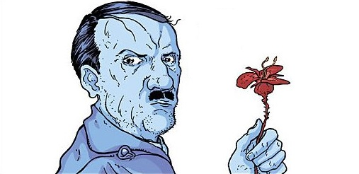 Adolf Hitler proyectos manhattan sin