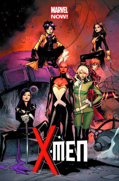 Portada de X-Men #1