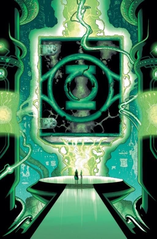 Green Lantern #20