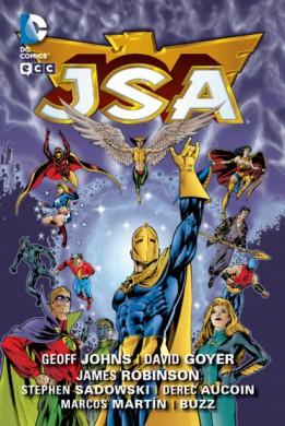 JSA de Geoff Johns #1