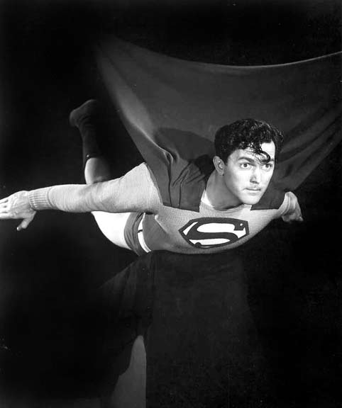 Kirk Alyn como Superman