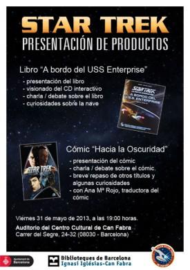 Presentacion Star Trek