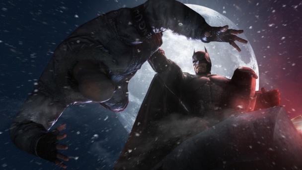 Batman Arlham Origins