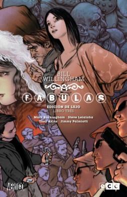 Fábulas: Libro 3 (Edición de Lujo)