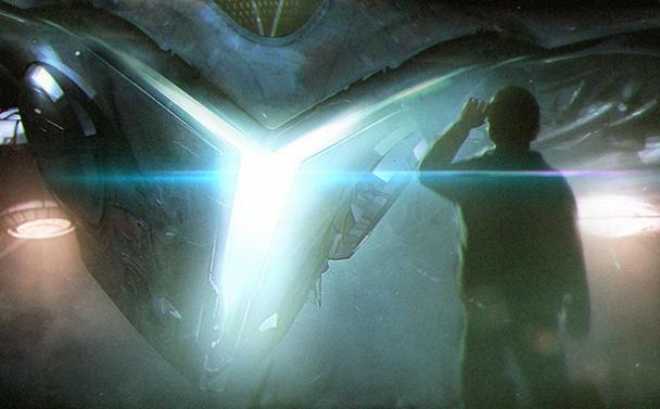 Arte conceptual de Los guardianes de la galaxia