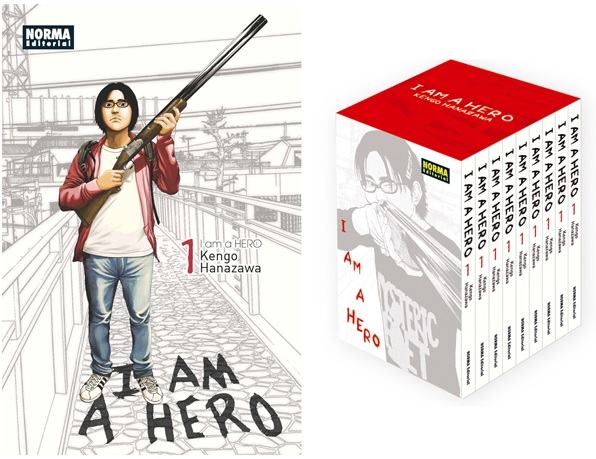 i am a hero norma editorial manga kengo hanazawa