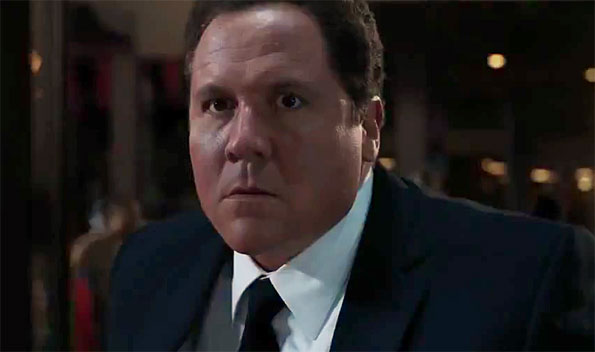 IRON MAN's butler got FAT in IRON MAN 3... | IGN Boards