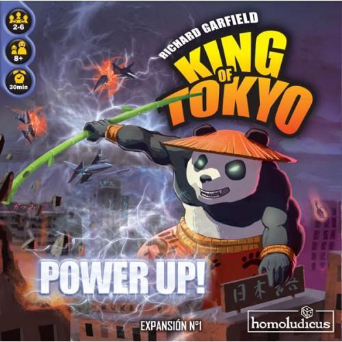 Power Up! La primera expansión.