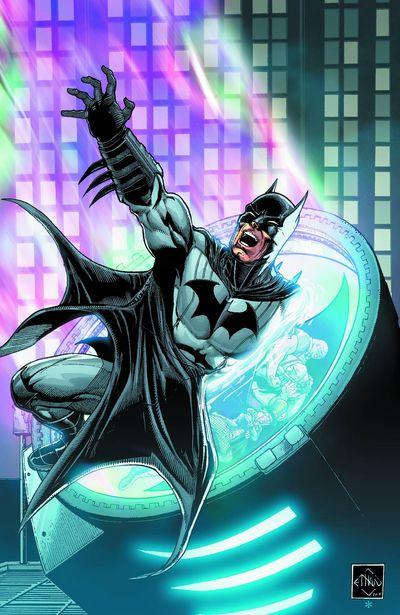 Portada de Batman: The Dark Knight #20