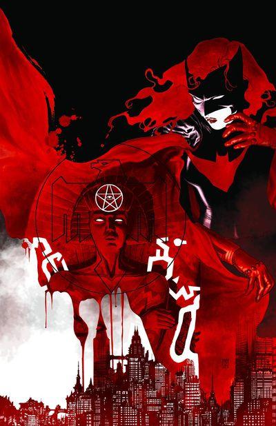 Portada de Batwoman #20