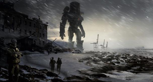 pacific rim guillermo toro cine ciencia ficcion robots 2
