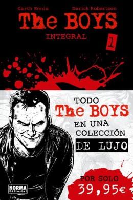 The boys #1 (Integral)