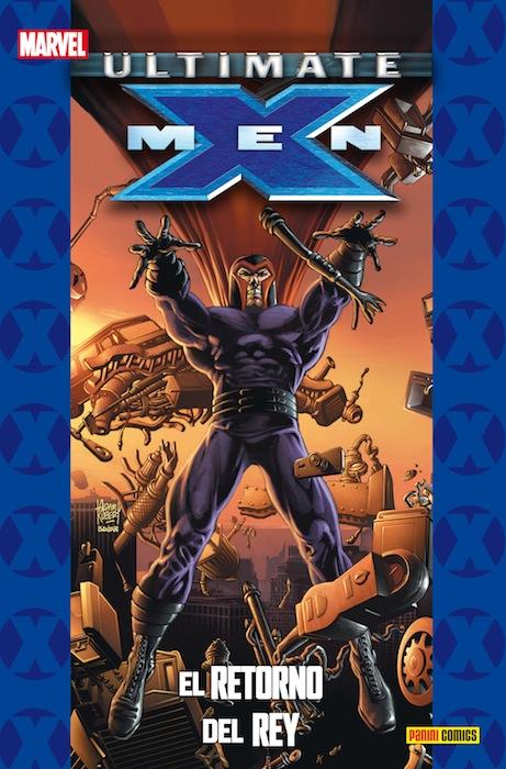 Ultimate X-Men: El Retorno del Rey