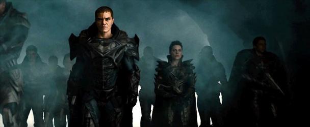 Zod y su troupe
