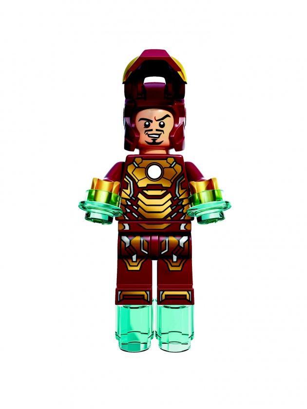 LEGO Iron Man
