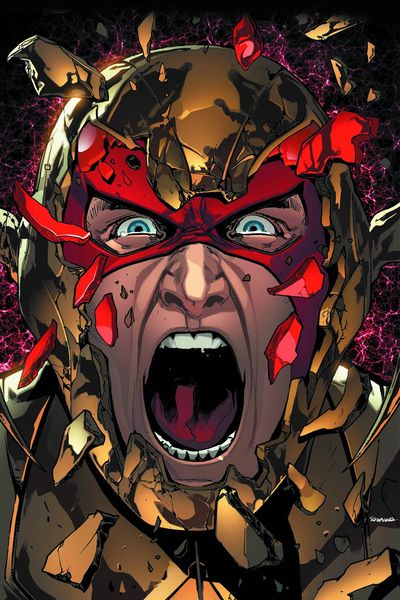 Portada de Age of Ultron #10 A.I.