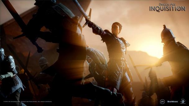 Dragon Age Inquisition bioware ea