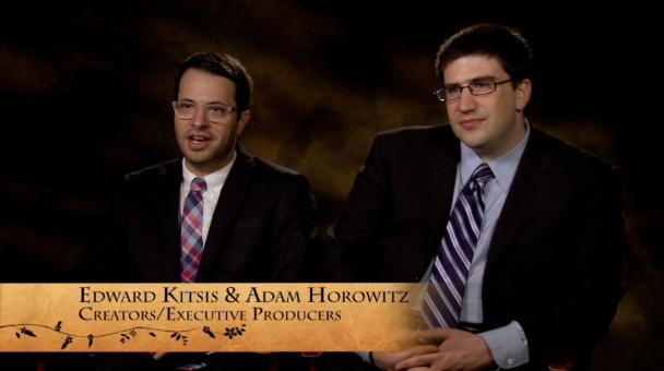 Kitsis y Horowitz, los creadores