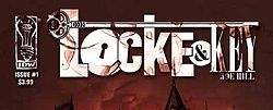Joe Hill - Locke and Key