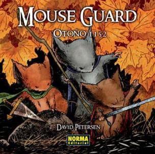Mouse Guard #1: Otoño 1152