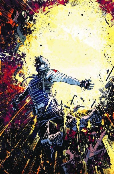 Portada de Winter Soldier #19