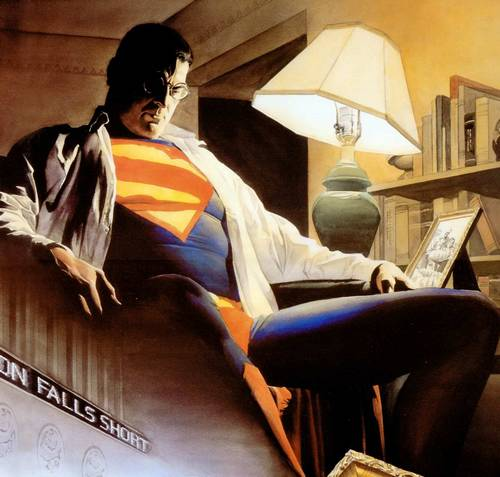 Superman Peace on Earth 032