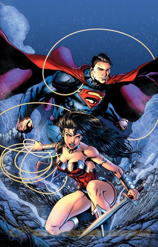 Superman-wonder-woman-new-52-nuevos-nuevo-universo-dc