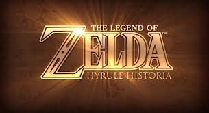 The Legend of Zelda Hyrule Historia destacada
