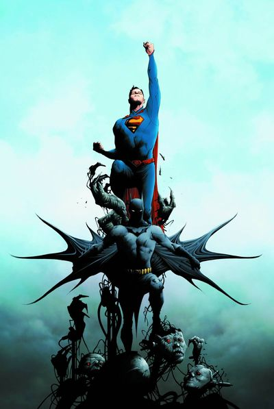 Portada de Batman Superman #1