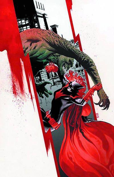 Portada de Batwoman #21