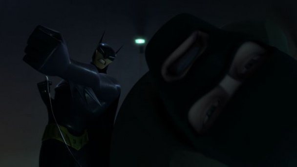 beware the batman dc serie animada cartoon network 1