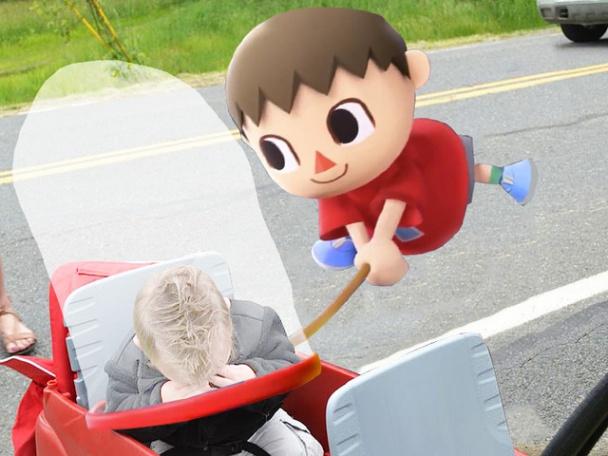 ciudadano-animal-crossing-niño-llorando-iron-man