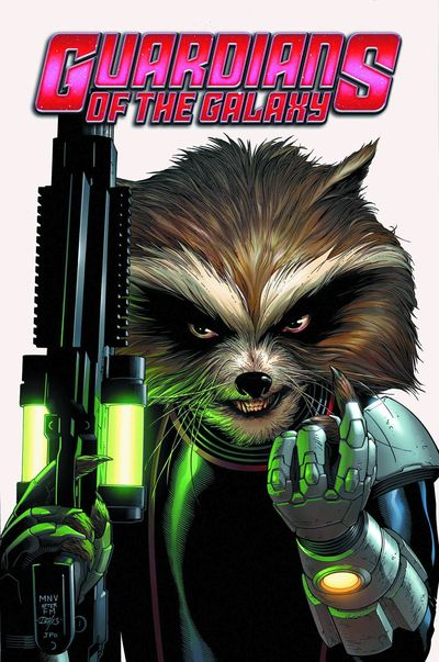 Portada de Guardians of the Galaxy #3