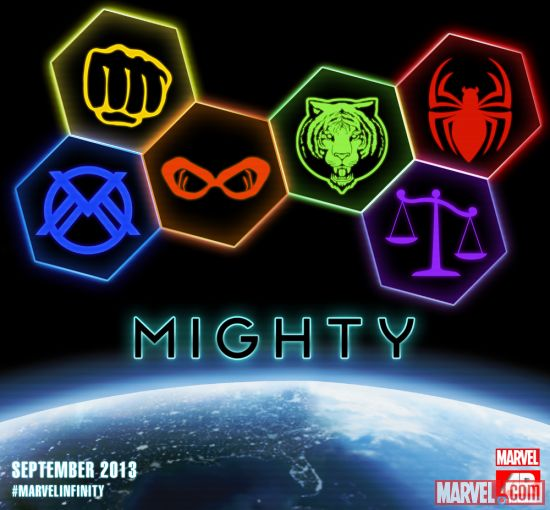 Marvel Mighty Infinity Teaser