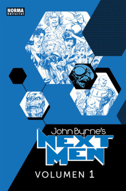 John Byrne's Next Men #1