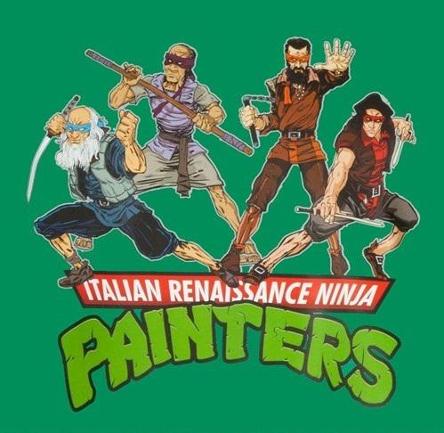 pintores-ninja