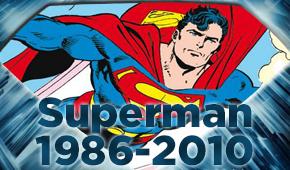 Superman de 1987 a 2010