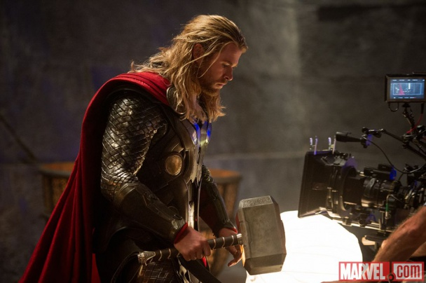 thor 2 mundo oscuro dark world cine film alan taylor chris hemsworth 1