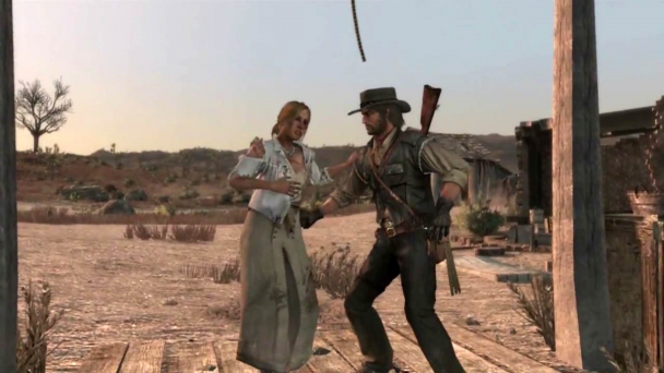 'Red Dead Redemption: The Hanging of Bonnie MacFarlane'