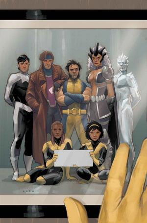Portada de Astonishing X-Men #68