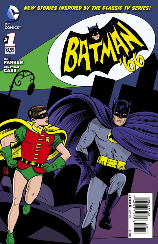 Batman 66 Main 1 Print CVR 018a3