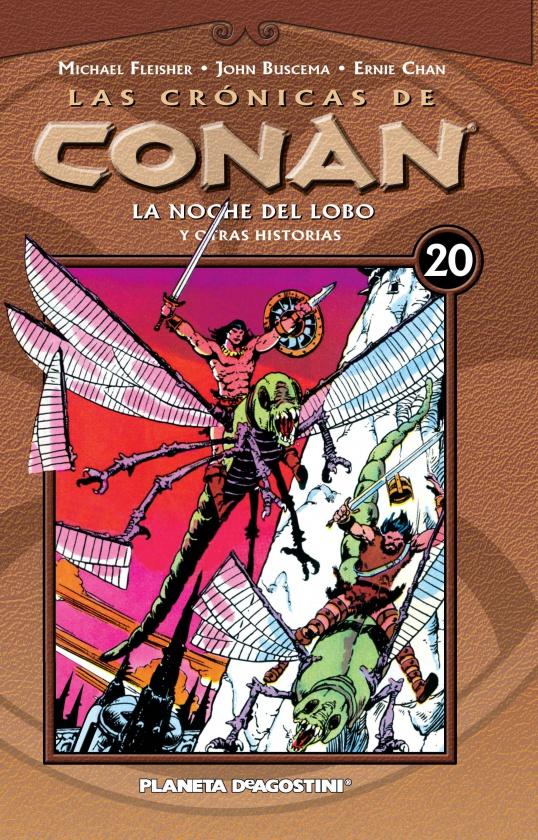 Las Crónicas de Conan #20