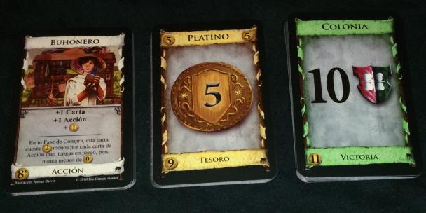 Dominion prosperidad buhonero platino colonia