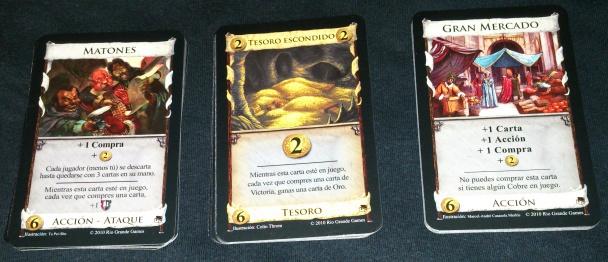 Dominion prosperidad matones tesoro escondido gran mercado