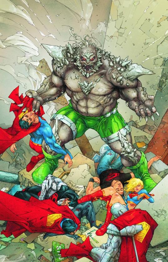 Superman: El Reinado de Juicio Final