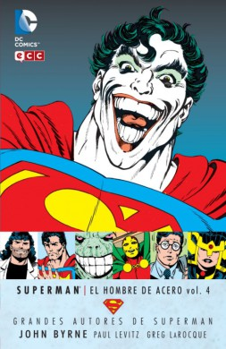 Superman: El Hombre de Acero vol.4